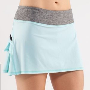 Lululemon Run Pace Setter Skirt